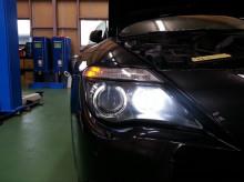 BMW E63 デイライトコーディング
