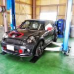 本日は、なっ なんとR56 MINI John Cooper Works GP入庫!!!