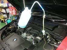 ワコーズ RECS BMW320i(^O^)/