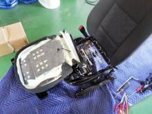 E46 助手席エアバックセンサーマット交換(^O^)/