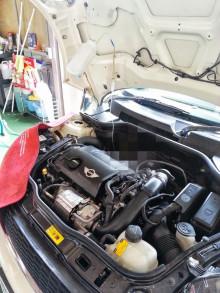 R56 クーパーS N18エンジン RECS(*^_^*)