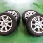 R50 タイヤ交換 パワーウィンドモーター交換(●^o^●)