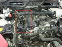 本日はE91 3シリーズツーリング バルブトロニックモーター(VVT)交換(^-^)