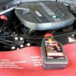 本日はF25 X3 20d スタッドレス交換とエンジンオイル交換(・∀・)