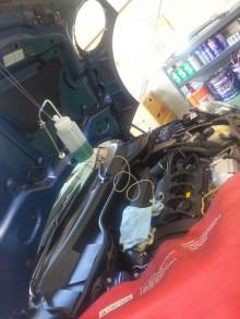 R56 クーパーS N14エンジン RECSとオイル交換(*^_^*)
