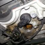 本日は E92 3シリーズ クーペ オイル漏れ修理 (*^_^*)