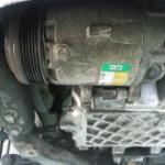 本日はR50 クーパー エアコンコンプレッサー交換 (^O^)