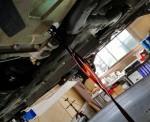 本日はR50 クーパー エンジンオイル交換とCVTフルード交換 (*^_^*)