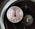 暑い日にはエアコンクリーニング 2台目 (^^)