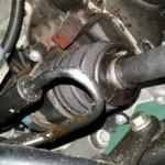 本日はR50 クーパー ドライブシャフトブーツ交換とエアコンステーション (^O^)