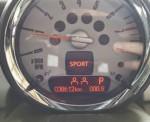 本日はR56 クーパー スポーツボタン汎用 取り付け (*^_^*)