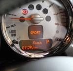 本日はR57 コンバーチブル スポーツボタン後付 GIOMIC インテークマフラー等 (^o^)