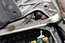 本日はE90 323i オートマチックオイル漏れ修理(^o^)
