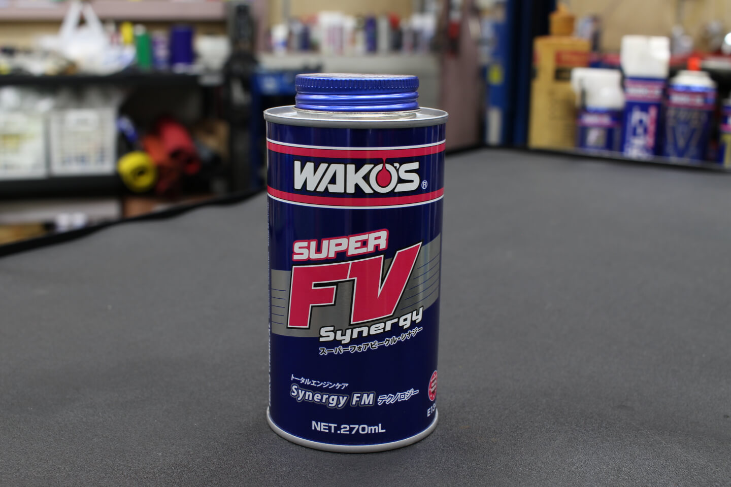 Ms+factory オイル交換 WAKO'S SUPERFVSynergy